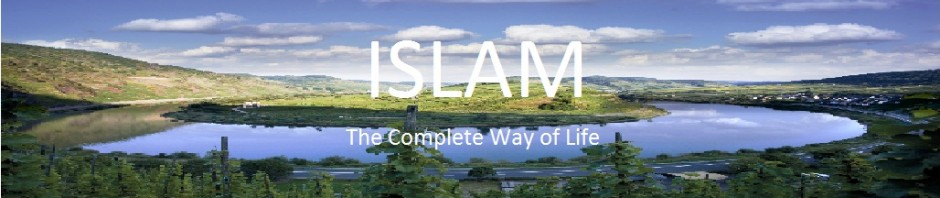 Essay islam is a complete code of life
